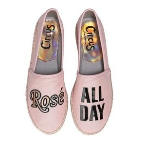 SAM EDELMAN CIRCUS Rose All Day Leni Espadrille